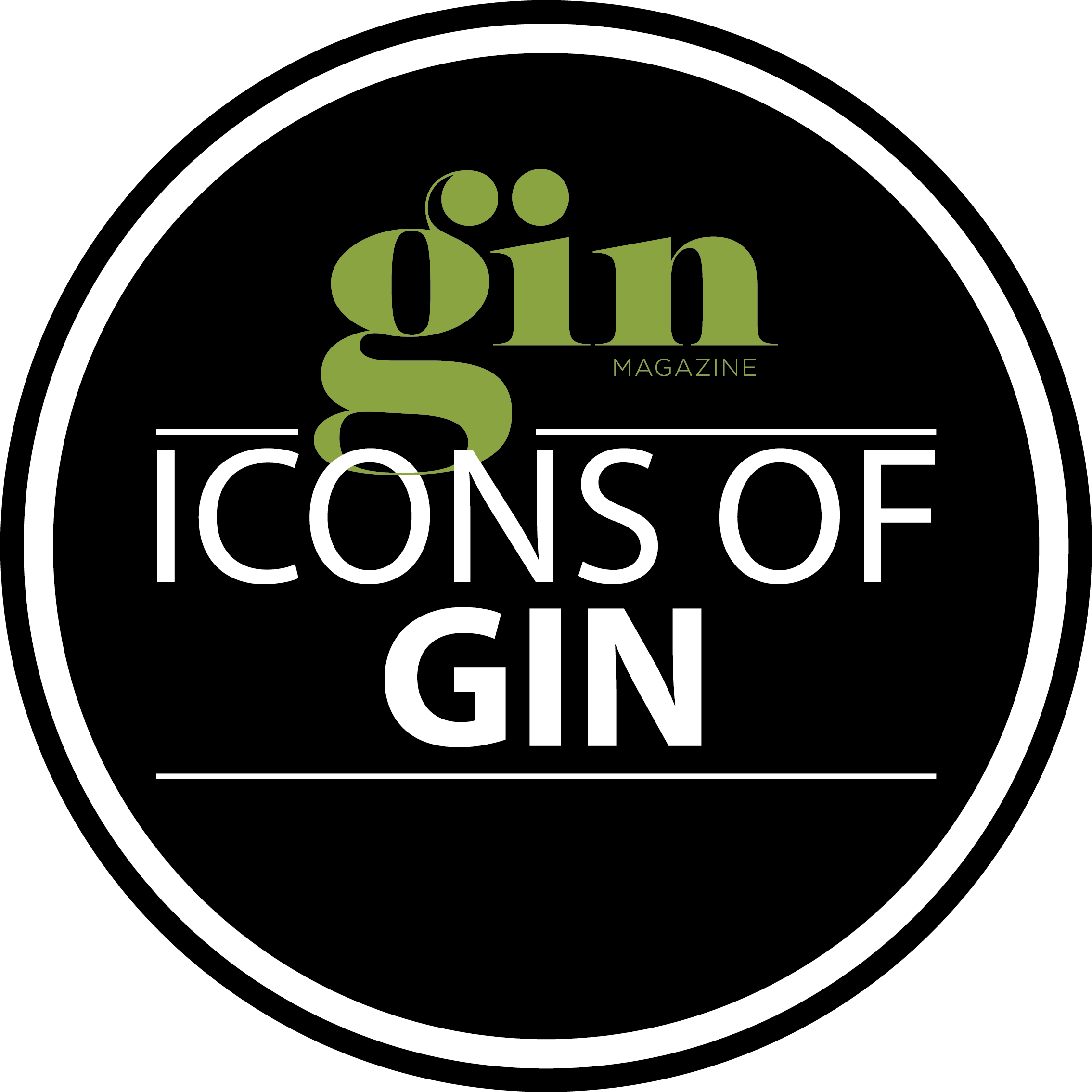 Icons of Gin